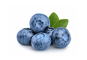מיץ תפוחים ואוכמניות כחולות אורגני 250 מ