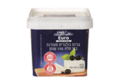 גבינה בולגרית מעודנת 250 גרם  - EURO CHEESE