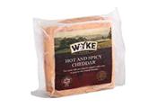 גבינת צ'דר בשלה  - EURO CHEESE