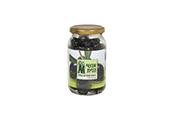 זיתים שחורים במלח  500 גרם - אנשי הזית