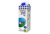 חלב תנובה 1 ליטר 3%