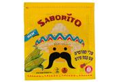 עלי טורטיה מקמח לבן מלא 420 גרם SABORITO