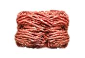 מכסה אנטריקוט ארגנטיני טרי טחון גס להמבורגר