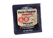 גבינה כחולה 38% 100 גרם - EURO CHEESE