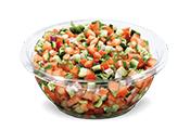 סלט ירקות קצוץ טרי (מנימום 2 ק''ג בהזמנה)