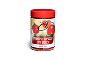 עגבניות מיובשות בשמן זית 250 גרם - תבליני פרג