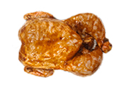 עוף שלם במרינדת שום ודבש-קפוא