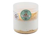 גבינה פירורים ללא תוספת סוכר 320 גרם -חלבי