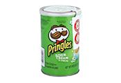 פרינגלס מידי שמנת בצל 71 גרם