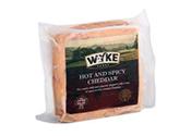 גבינת צ'דר בשלה 200 גרם - EURO CHEESE