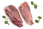 שריר בקר ללא עצם לבישול - טרי כ-300 גרם