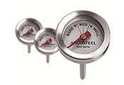 טרמומטר סט 3 מיני טרמומטרים לתנור באריזת מתנה