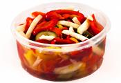 מסייר / פיקלס - ירקות כבושים 1 ק