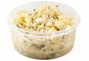 כרוב לבן עם טיפטופי לימון 1 ק
