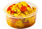 ירקות כבושים בתבלין - 550 גרם
