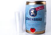 כוס בירה 330 - 40 יח'