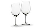 זוג גביעי יין