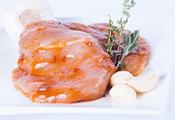 חזה עוף פרוס - במרינדה שום ודבש לגריל - קפוא