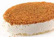 עוגת גבינה פרורים - קוטר 26 ס
