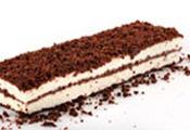 עוגת גבינה פרורים שוקולד - פס