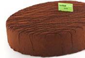 עוגת שוקולד נוגט פרווה - קוטר 22 ס