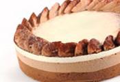 עוגת טריו -  קוטר 26 ס